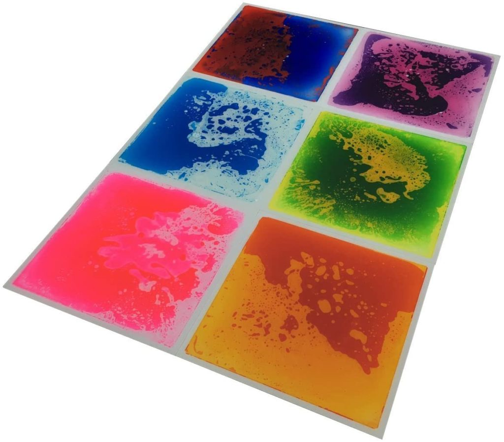 liquid floor mat